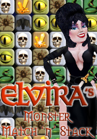 Elvira's Monster Match 'n' Stack